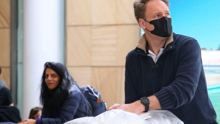 Man being treated for suspected case of coronavirus in Belfast