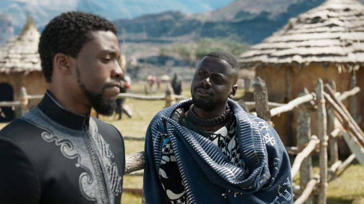 Daniel Kaluuya reveals discussions about returning for Black Panther II