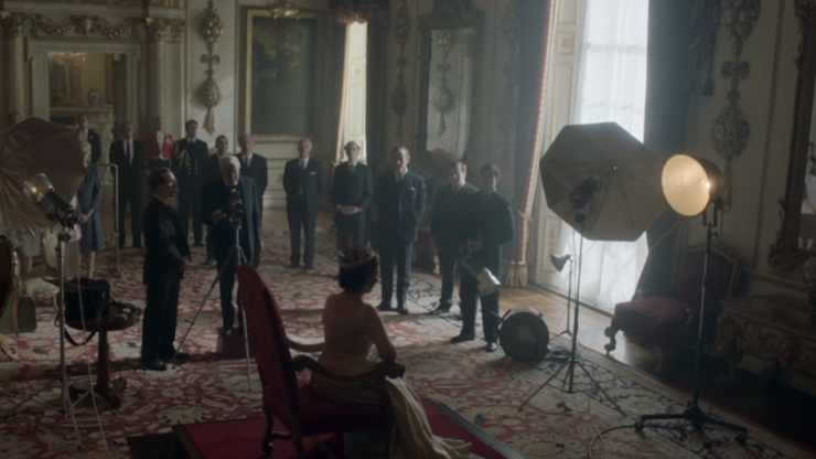 Season 4 of The Crown will tackle The Troubles
