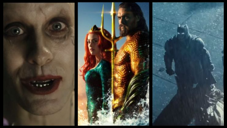 Ranking the DC Extended Universe movies from worst to best, including Birds Of Prey