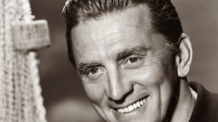 Hollywood legend Kirk Douglas dies aged 103