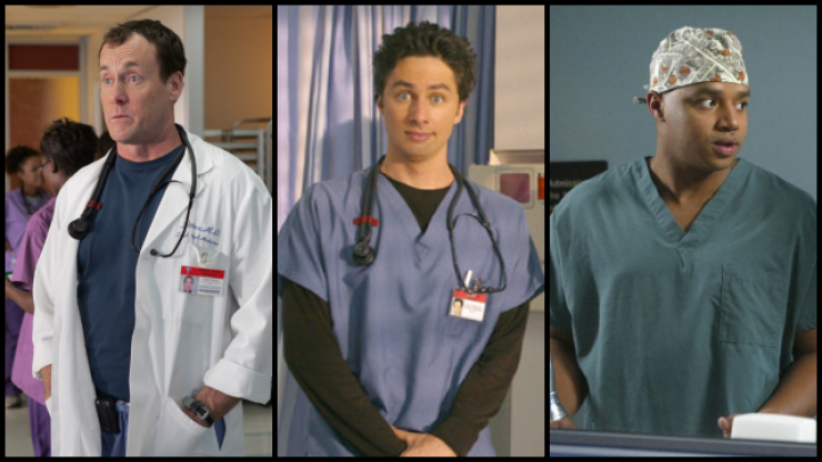 QUIZ: Can you get 10/10 in this tricky Scrubs quiz?