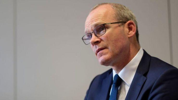 Simon Coveney once again rules out coalition government with Sinn Féin