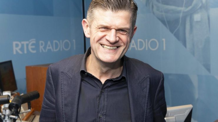 Brendan O'Connor to take over Marian Finucane's mid-morning weekend show