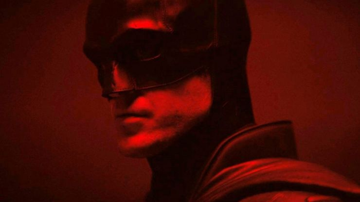 Robert Pattinson's Batman suit may have revealed the dark direction the movie will take