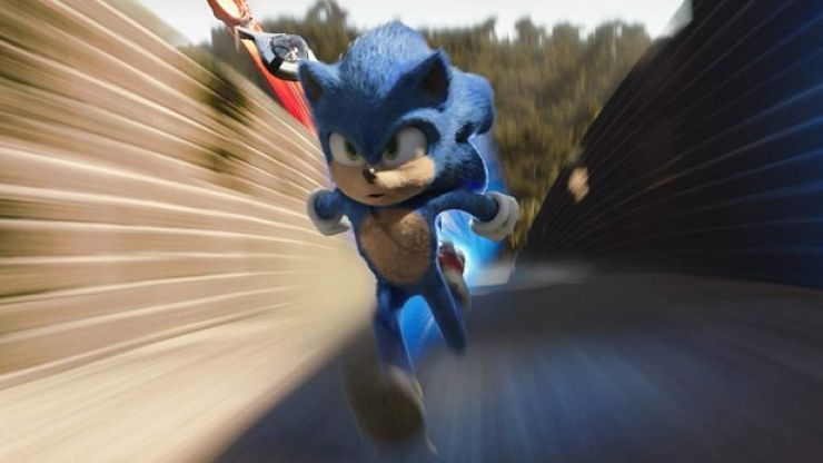 Sonic The Hedgehog enjoys best ever opening weekend for a video game movie