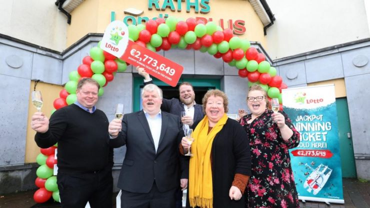 """""""Watch this now – we're going to win the Lotto,"""" says Carlow woman before actually winning the Lotto"""