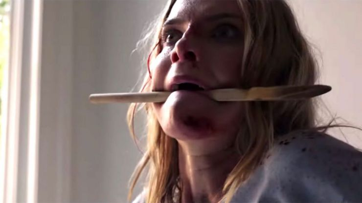 Six months after being pulled, controversial horror The Hunt is finally getting a release