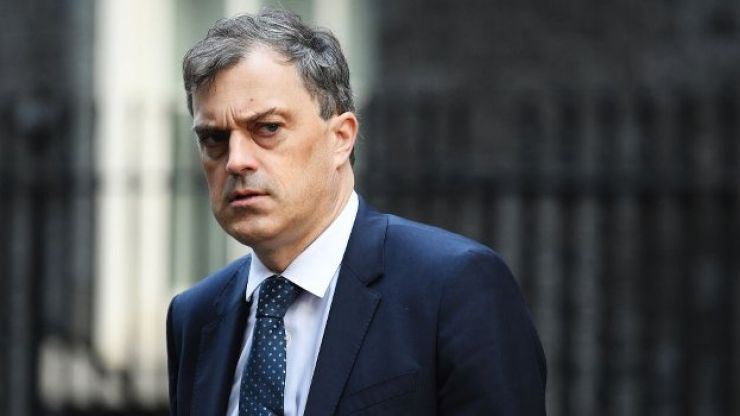 Julian Smith dismissed as Northern Ireland Secretary