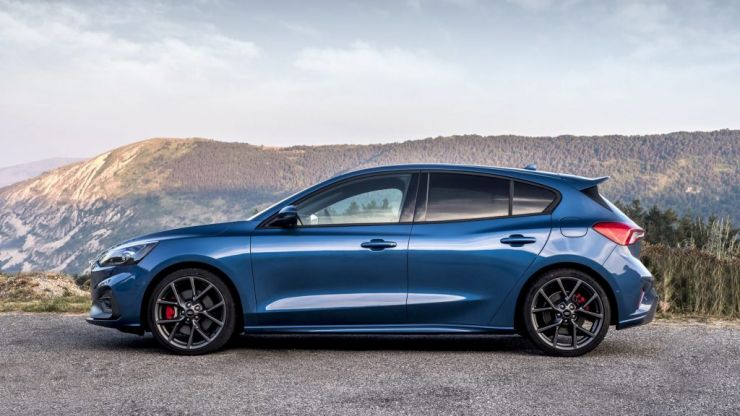 Hands on with the new Ford Focus ST