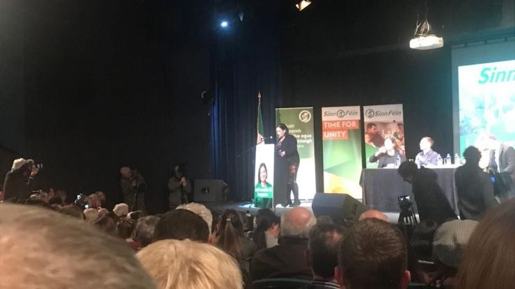 Rallies prove that Sinn Féin are playing the game better than anyone else right now
