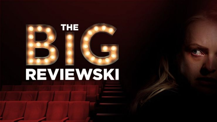 The Big Reviewski Ep 57 with Elisabeth Moss, the new Saw movie, and scary inanimate objects