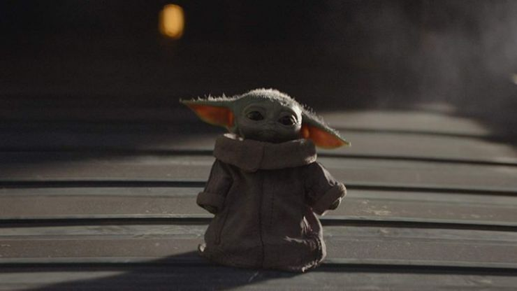 Baby Yoda toys are finally going to hit the shelf