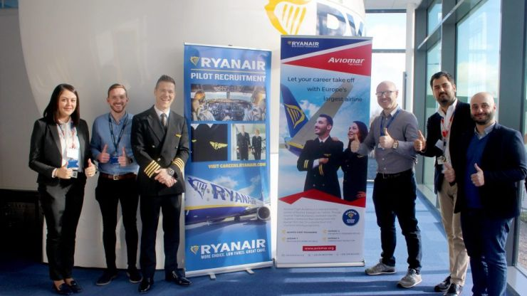 Ryanair to recruit up to 400 pilots as part of new training programme