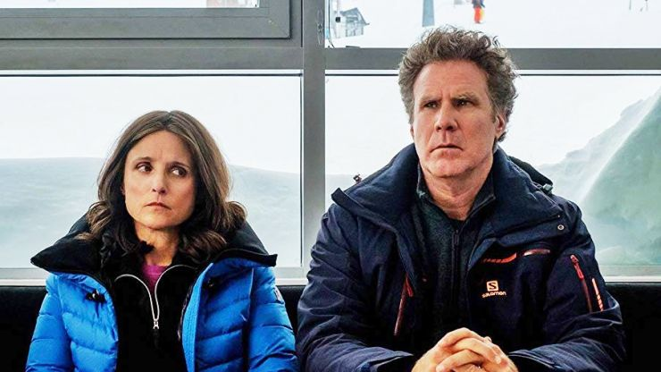 COMPETITION: Win free ski lessons AND tickets to see Julia Louis-Dreyfus and Will Ferrell's new comedy, DOWNHILL