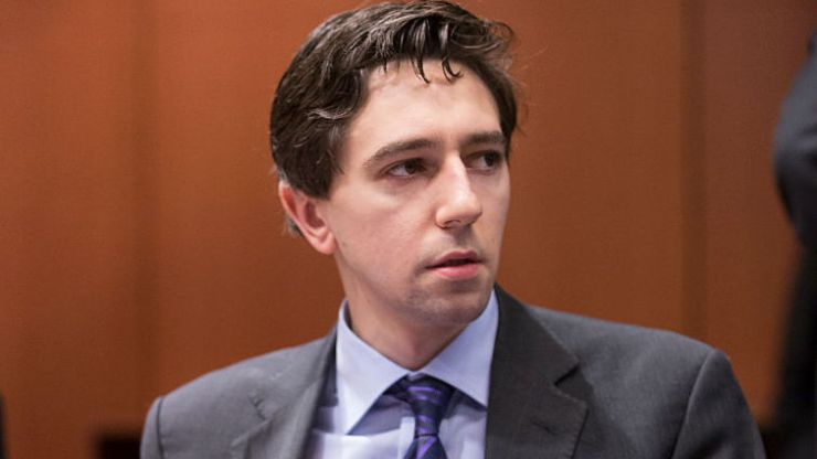 Simon Harris says he was coughed at in public by people as a joke