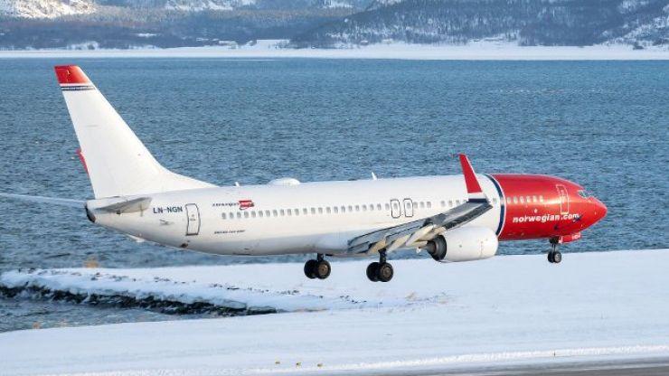 Norwegian set to cancel 85% of its flights