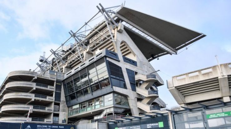 Croke Park to be used as drive-through Covid-19 test facility