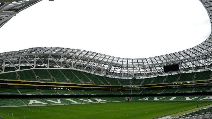 FAI and Irish Rugby suspend all related activities with immediate effect