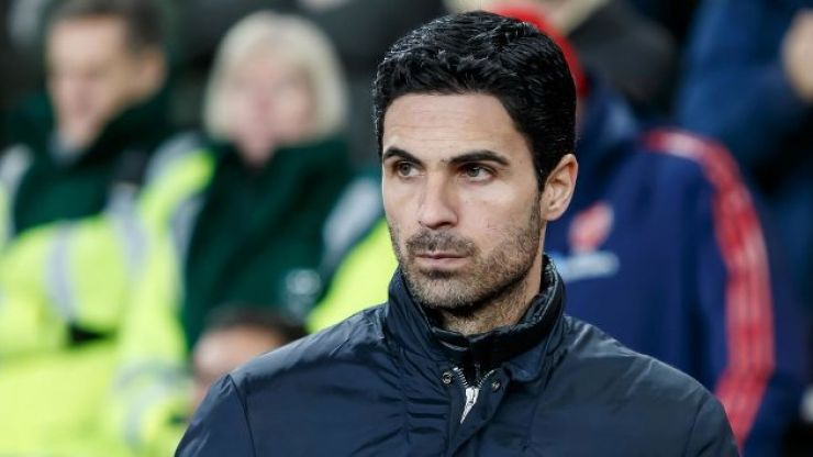 Arsenal manager Mikel Arteta tests positive for Covid-19