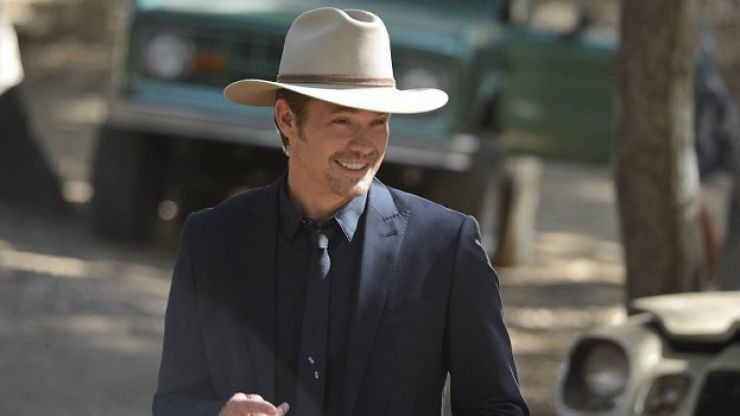 Why you should be watching... Justified