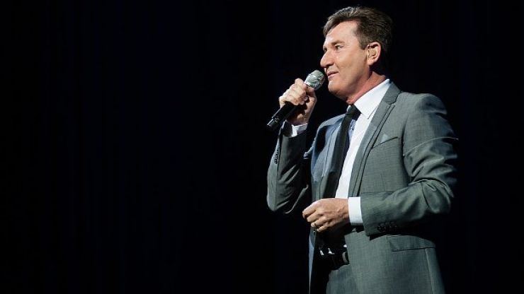 Daniel O'Donnell urges fans not to donate to coronavirus scam