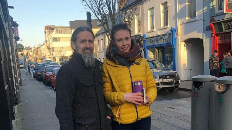 Luke Ming Flanagan says controversial Saoirse McHugh tweet was posted from Belgium while he was in Ireland