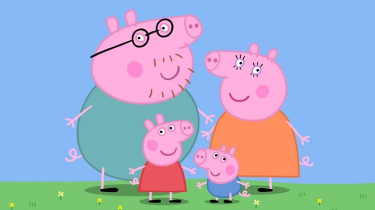The Haunting of Bly Manor star revealed as the voice of Peppa Pig