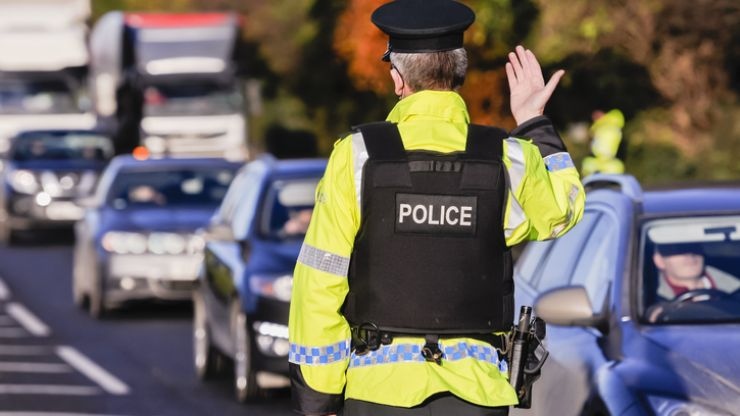 Man impersonating a police officer in Armagh arrested for pulling over a police officer
