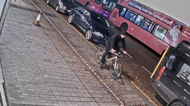Images released of man in relation to attacks on six women in Belfast