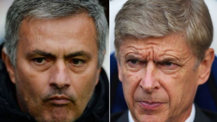 Arsene Wenger tells Graham Norton about his infamous fight with José Mourinho