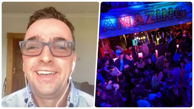 """""""Back to being the Copper Face Jacks of Sligo!"""" – Meet the Irishman who gave his pub an amazing pandemic makeover"""