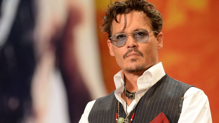 Johnny Depp has been dropped from Fantastic Beasts movies