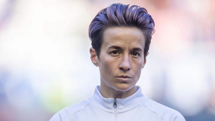 Megan Rapinoe admits 'teasing the English is such a pleasure'