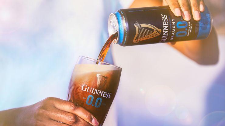 Guinness recalls Guinness 0.0 cans over contamination concerns