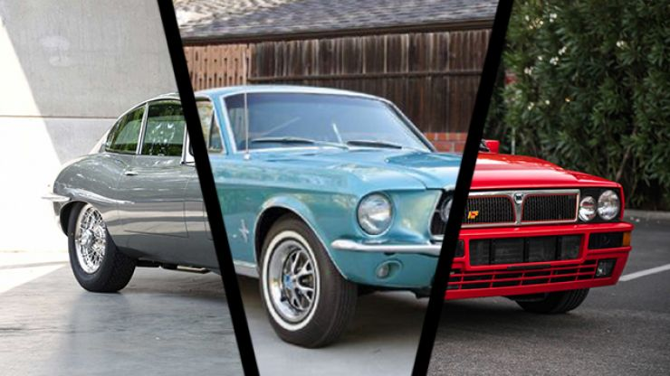 QUIZ: Can you correctly identify these classic cars?