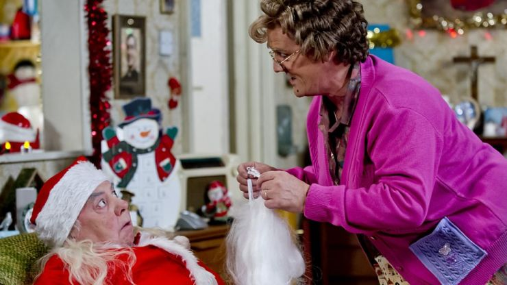 Two brand new Mrs. Brown's Boys Christmas specials are coming to your TV this Christmas