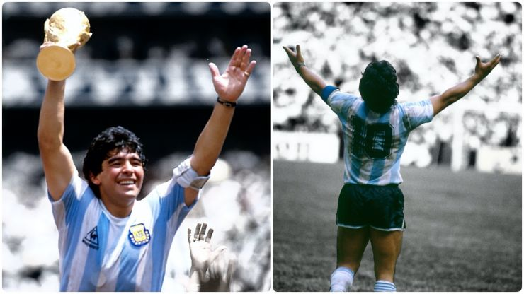 Diego Maradona, one of the best ever, has passed away, aged just 60