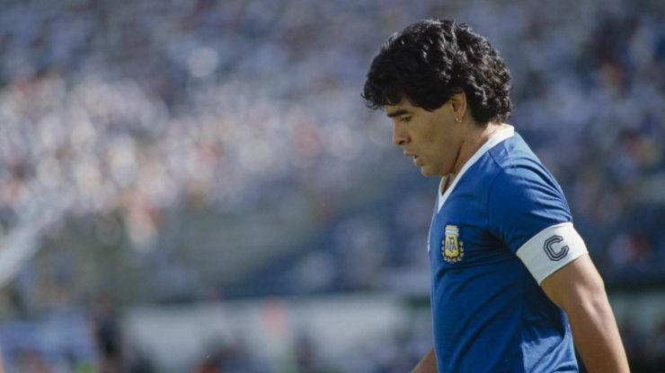 Tributes pour in after Diego Maradona dies aged 60