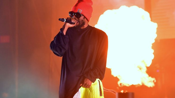 Kendrick Lamar amongst first round of headliners announced for Longitude 2021