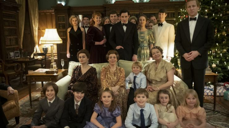 QUIZ: Can you name all of these characters from The Crown?