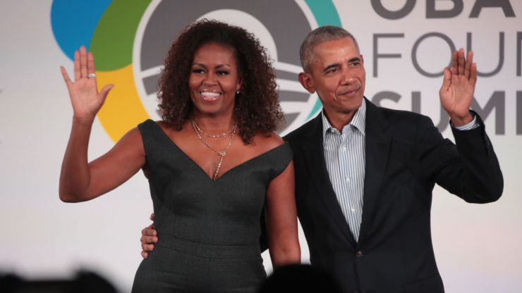 The Obamas are producing a Netflix comedy about the Trump administration