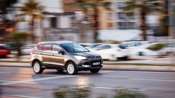 Over 300 Ford cars recalled in Ireland over battery issue that could lead to vehicle fire