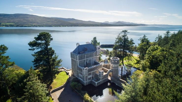 """Sale of luxury castle in Kerry, described as """"one of Ireland's best kept secrets"""", completed for €4.5 million"""