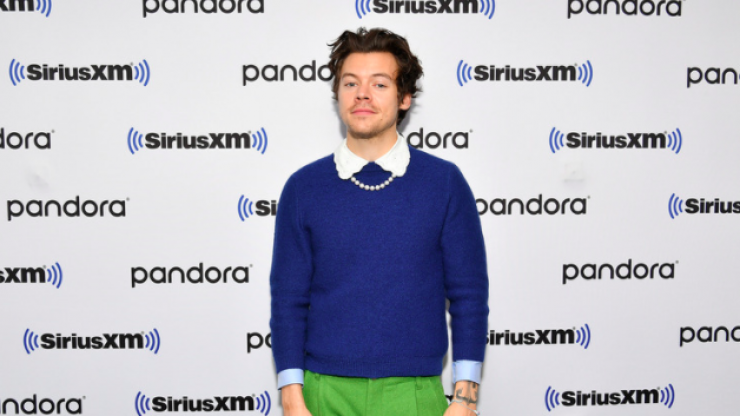Harry Styles hits back at critics who told him to be more 'manly'