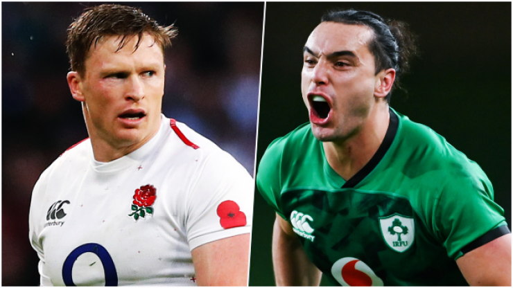 James Lowe fires back over Chris Ashton's far too personal criticism