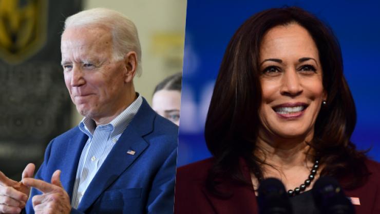 Joe Biden and Kamala Harris named TIME magazine's 'person of the year'