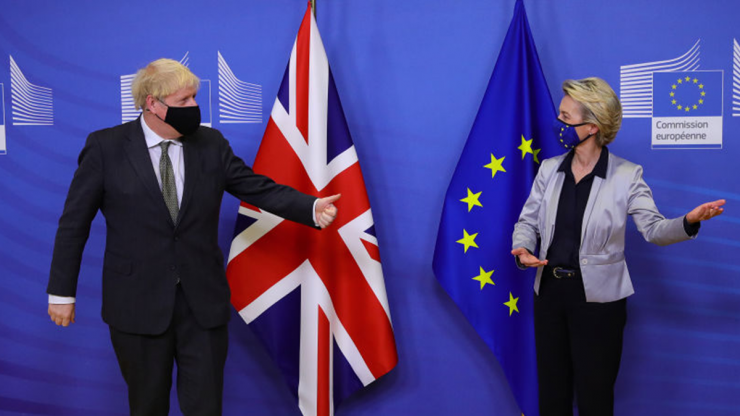 UK and EU finally agree post-Brexit trade deal