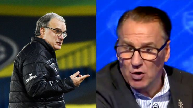 Paul Merson rants about how Leeds fans should be furious at 'Bielsa ball'