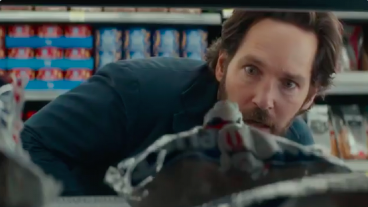 The first Ghostbusters: Afterlife clip features Paul Rudd and some mini-Stay Puft men